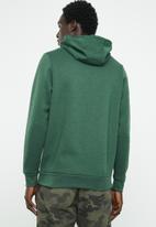Brave Soul - Ohio hoodie - green