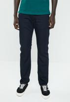 Diesel  - Belther straight leg jeans - navy