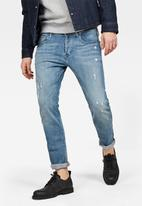 G-Star RAW - 3301 Slim fit jeans - blue