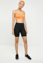 Cotton On - Workout yoga crop - orange