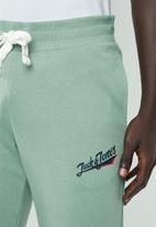 Jack & Jones - Summertime sweat pants - green