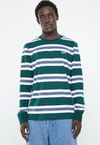 Jack & Jones - Cooper long sleeve striped tee - multi