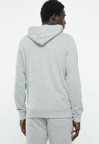 Jack & Jones - Summertime sweat hoodie - grey