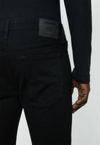 Jack & Jones - Glenn 816 am slim fit jeans - black