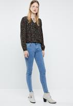 Levi's® - Aysha top secret garden caviar - multi