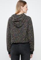 Levi's® - Cinched hoodie garden caviar - multi