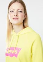 Levi's® - Graphic hoodie - lemon verbena