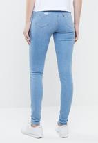 Levi's® - 720 High rise super skinny - blue