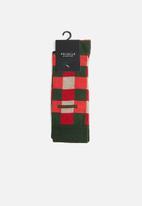 Pringle of Scotland - Jonty 2 pack socks - multi
