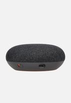 Google - Google home mini- charcoal