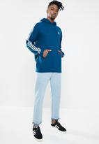 80cd0c7c Adidas monogram hoodie - legend marine/white adidas Originals ...