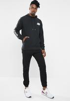 New Balance  - Essentials 90's hoodie- black