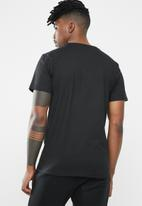 Asics Tiger - OP graphic tee - black