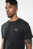 Asics - Dt short sleeve tee- black