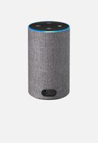 Amazon - Amazon echo 2nd gen - grey