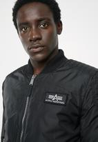 Alpha Industries - Speedway jacket - black