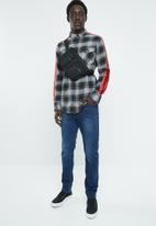 Night Addict - Zeld check shirt - multi
