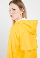 ONLY - Windy raincoat - yellow