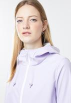 ONLY - Windy raincoat - purple