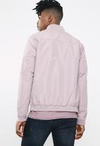 Jack & Jones - Desert bomber - purple