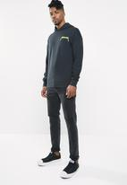 Jack & Jones - Metallica tee sweat hood - black