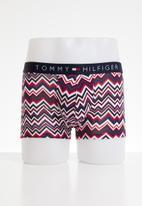 Tommy Hilfiger - Trunk city sky view - multi