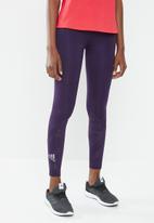 adidas Performance - Zne tight - purple
