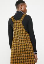 ONLY - Ida long sleeve turtleneck top - black