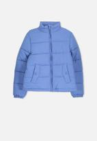 Cotton On - Puffer jacket - blue