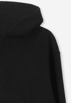 Cotton On - Sideline hoodie - black