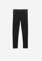 Cotton On - Alex legging - black