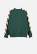 Cotton On - Crew neck jumper - green