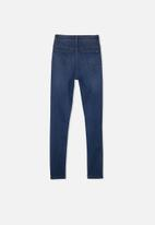 Cotton On - High rise skinny jean - blue
