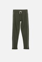 Cotton On - Keeper girls track pant - khaki