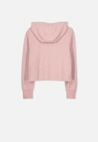 Cotton On - Super soft hoodie - pink