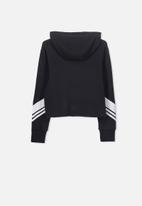Cotton On - Super soft  long sleeve hoodie - black