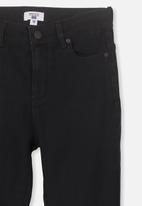 Cotton On - Slim leg jean - black
