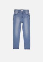 Cotton On - Slim leg jean - blue