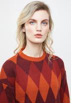 Superbalist - Fair isle pullover - multi