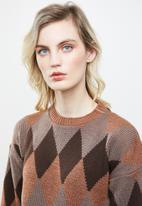 Superbalist - Fair isle pullover - multi