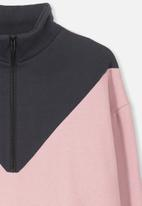 Cotton On - Girls pullover jumper - pink