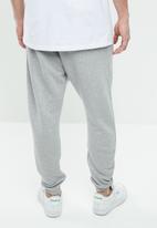 Reebok Classic - CL F zip jogger - grey