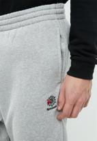 Reebok - Classic fleece pants - grey