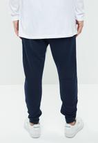 Reebok Classic - CL F zip jogger - navy