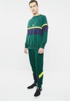 PUMA - Iconic T7 track pant - green