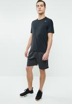 Reebok - Foundation graphic tee - black