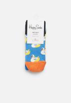 Happy Socks - 2-pack swan anti-slip socks - multi