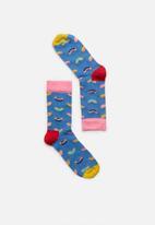 Happy Socks - Hotdog socks - multi