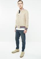 Jack & Jones - Hall bomber jacket - beige