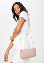 Cotton On - Olivia clutch - pink